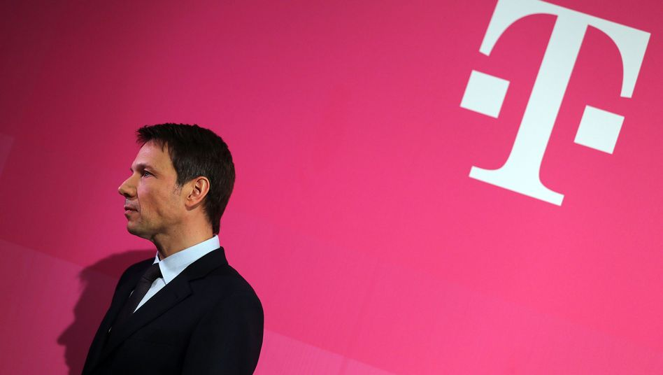 René Obermann: Der Telekom-Chef ist Zielscheibe für Spott und Häme