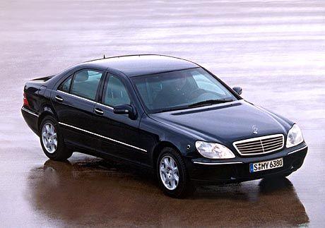 Klassenprimus: Mercedes S-Klasse