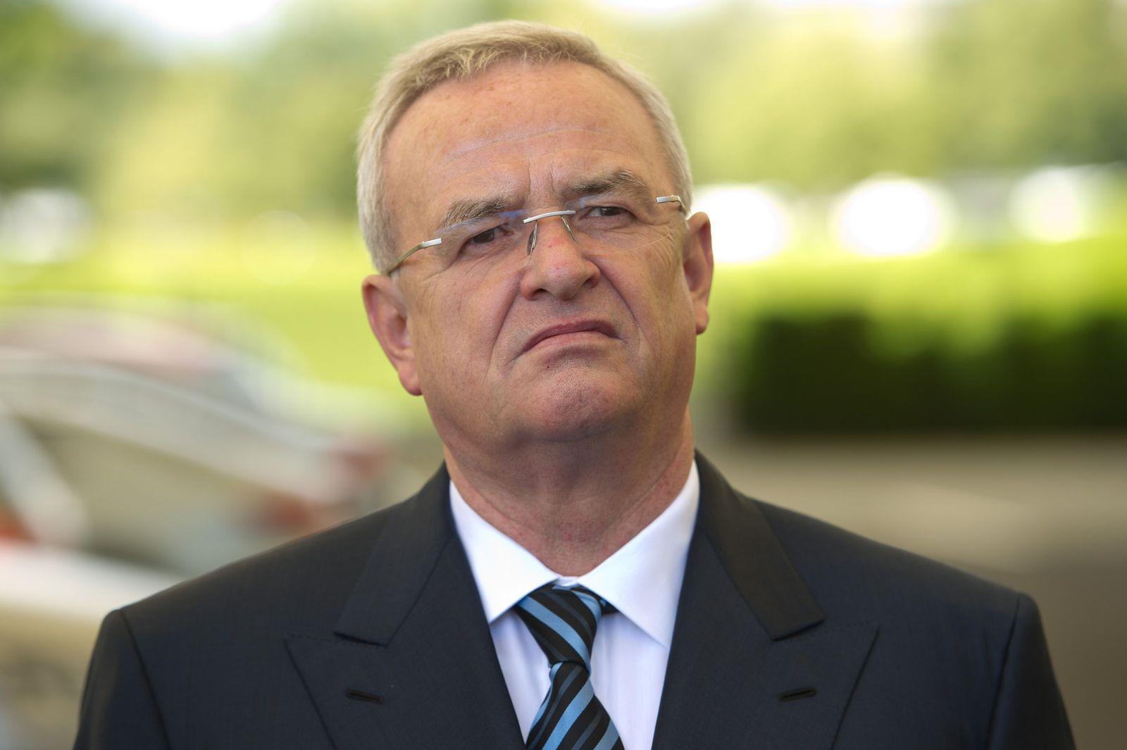 Volkswagen-Chef Winterkorn will Milliarden einsparen