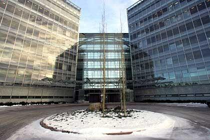 Will 15 Prozent wachsen: Nokia, gelenkt von seiner Zentrale in Espoo