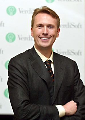 Verkauft an Yahoo: Börries gründete das Softwarehaus Verdisoft