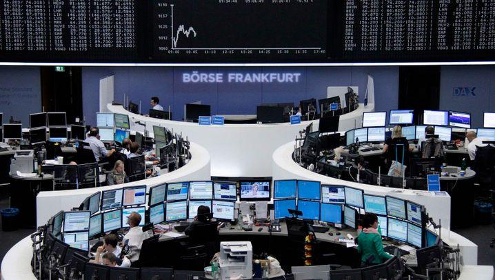Überblick: Die stärksten Aktien der Woche