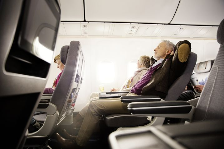 Die Economy Premium Class bietet mehr Komfort