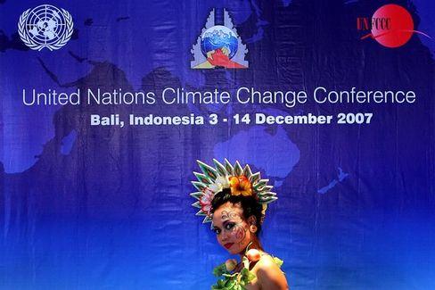 Bali: Auf dem UN-Klimagipfel von 2007 wurde der Fahrplan für Kopenhagen festgelegt