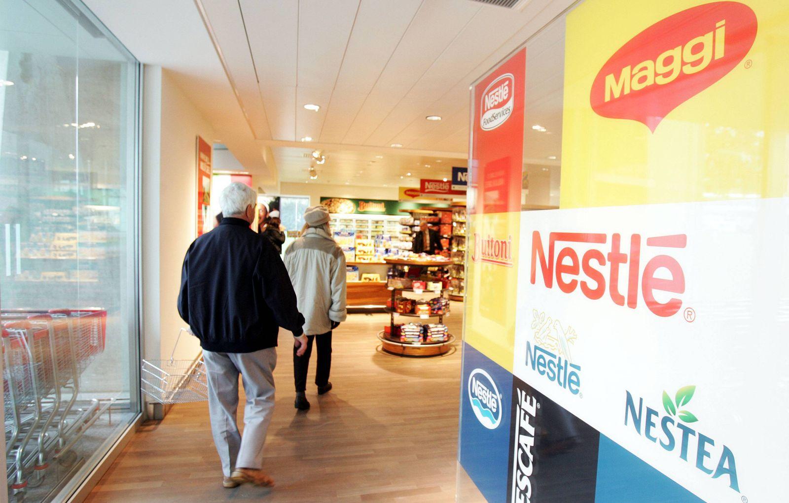 Nestle Produkte