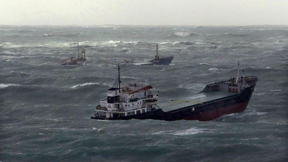 Tanker in Not: HCI Capital musste zuletzt sechs Schiffe in die Pleite entlassen
