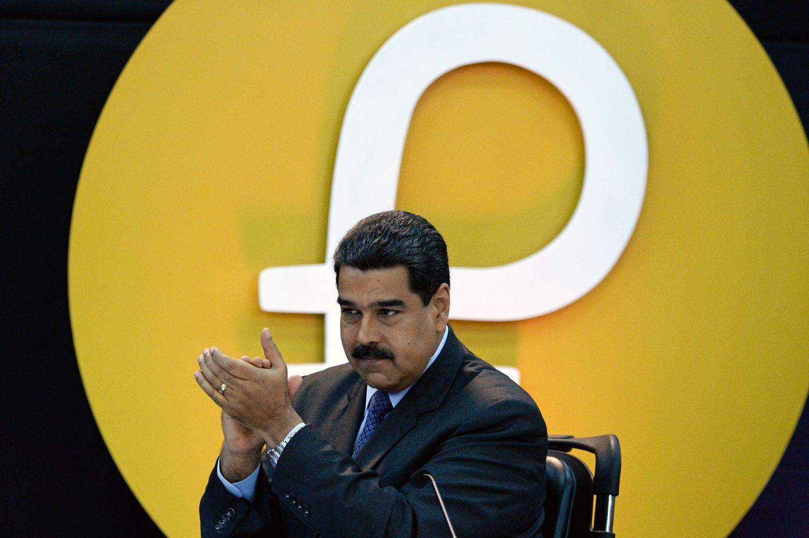 VENEZUELA Maduro Petro