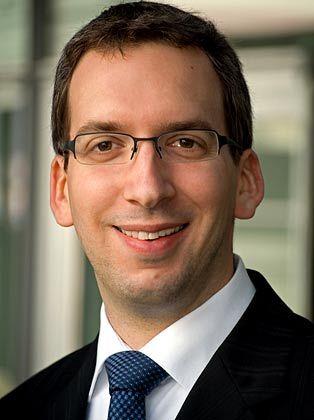 Alexander Mertz (35) leitet das Fondsmanagement für die derzeit 81 in Deutschland verwalteten iShares Exchange Traded Funds (ETFs) von Barclays Global Investors Deutschland.