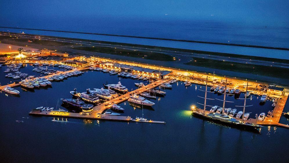 Yachtverkauf: Secondhand-Boatshow in Genua