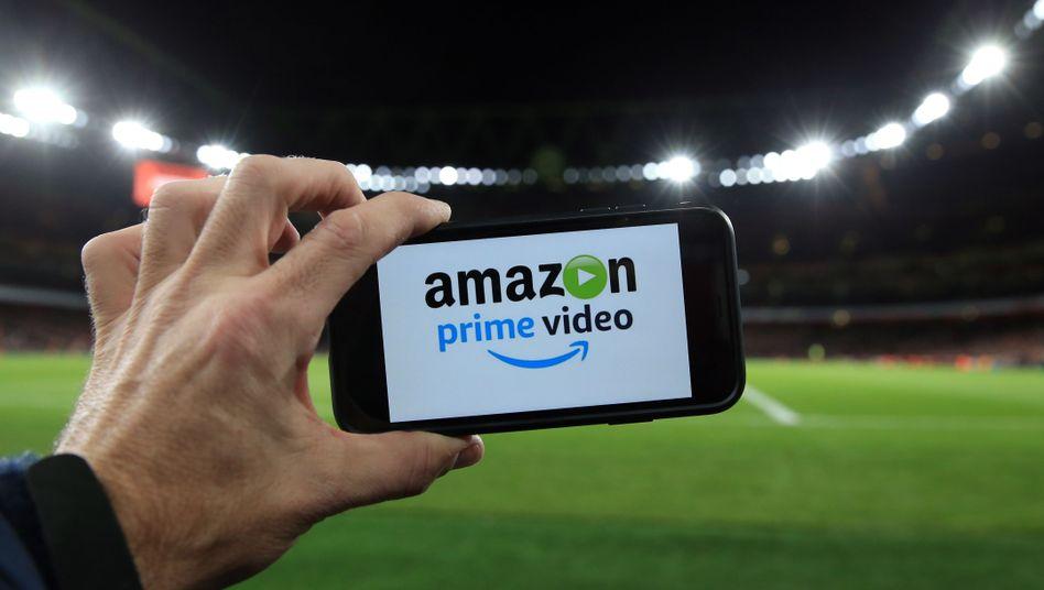 Fußball bei Amazon Prime: Der Streamingdienst zeigt in dieser Saison noch elf weitere Fußball-Spiele aus der Bundesliga