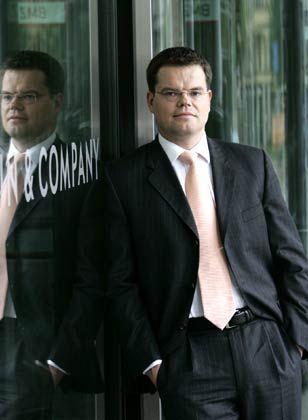 Matthias Budde (36): Partner, Bain & Company