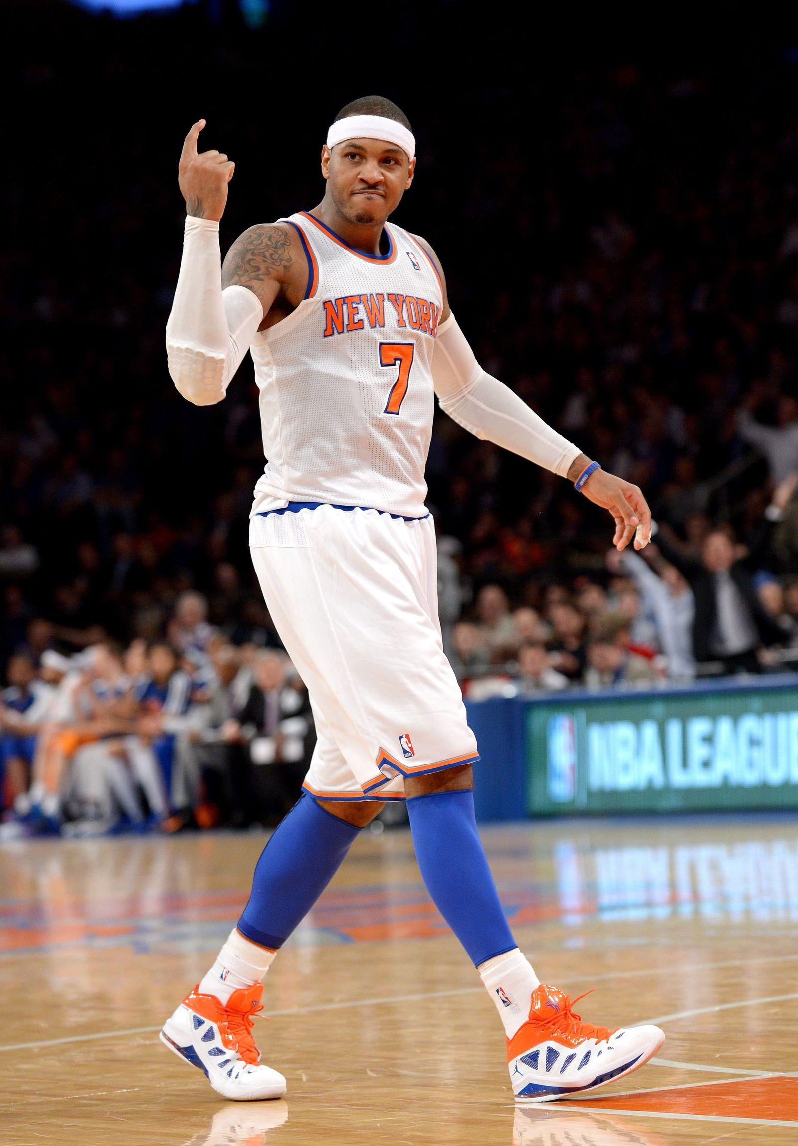 Los Angeles Lakers at New York Knicks