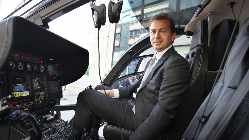 Airbus: Guillaume Faury will emissionsarmes Flugzeug bauen