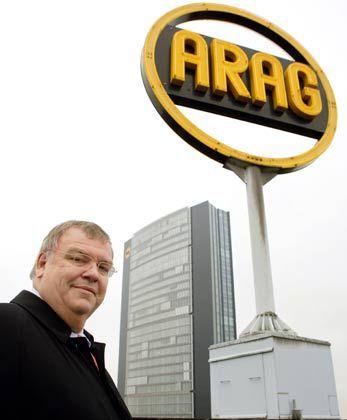 Arag-Versicherung: Familienunternehmer Faßbender sorgt sich um das Image der Branche