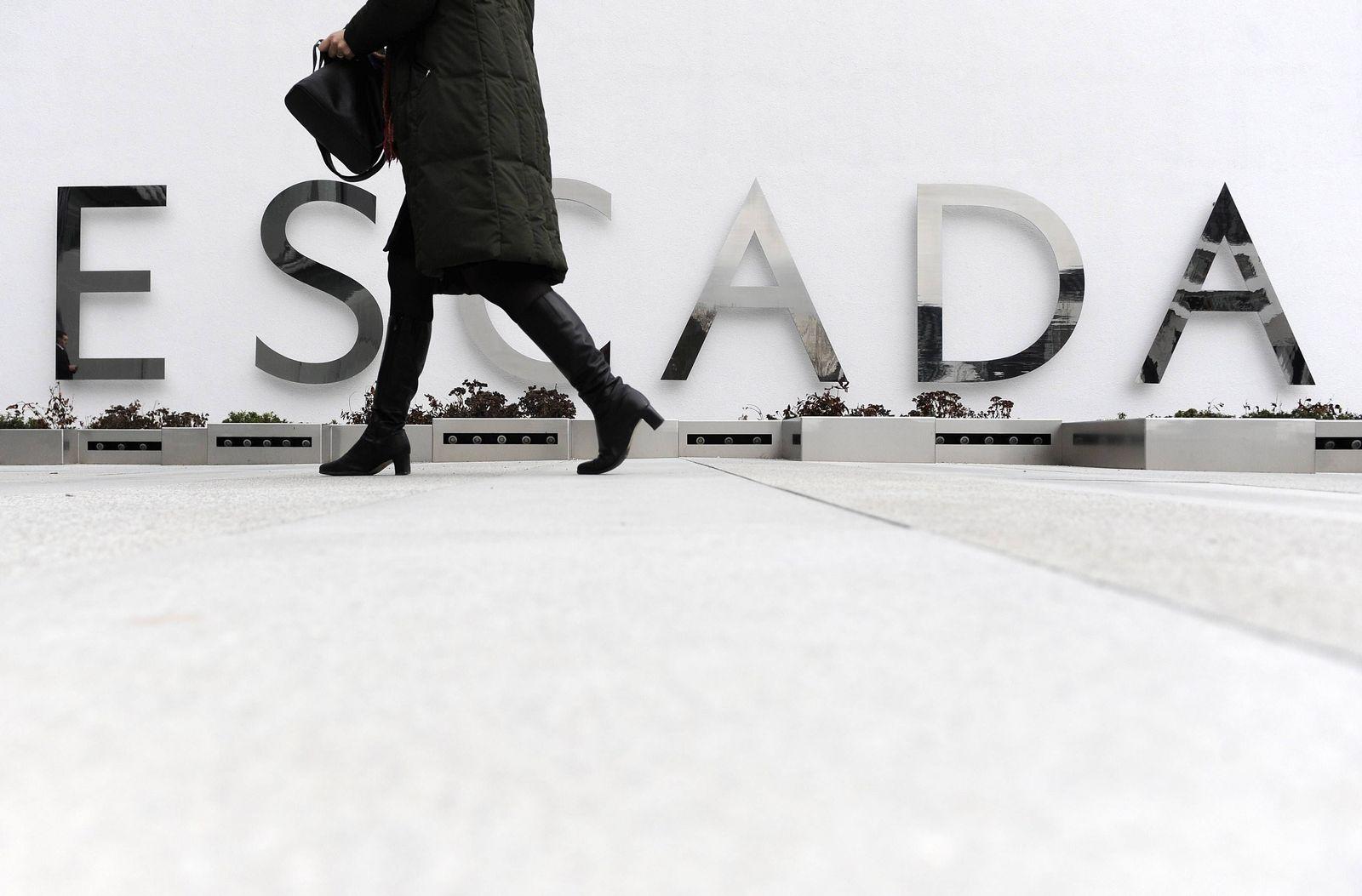 NICHT VERWENDEN Escada droht bei Scheitern des Anleihe-Umtauschangebots die Insolvenz