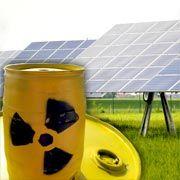 Sonnenkraft statt Sondermüll: Deutschlands Führungskräfte wollen mehrheitlich eine Abkehr vom Atomstrom