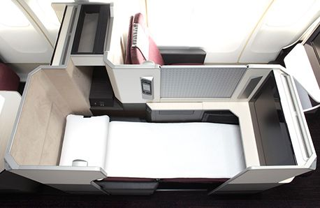 Business Class Flugprodukte / Japan Airlines - Sky Suite
