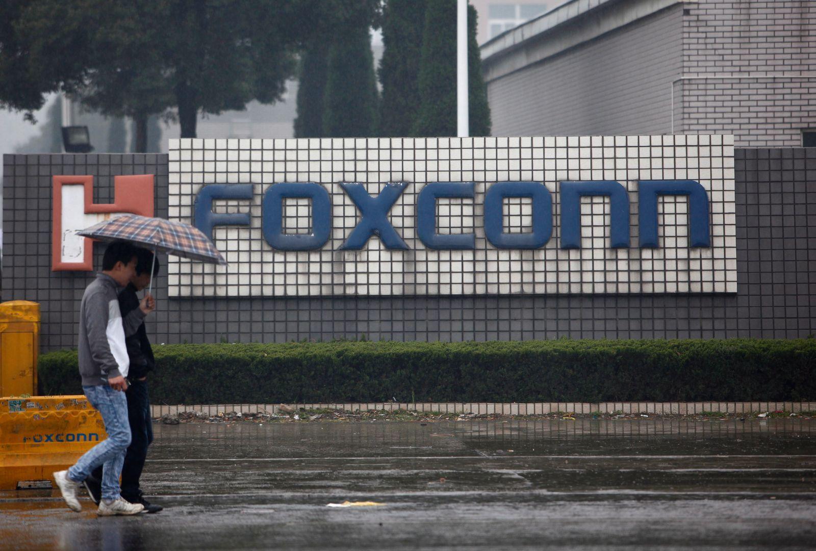 China Apple Foxconn