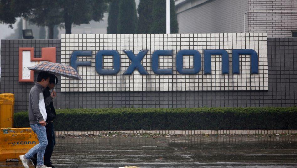 Foxconn-Komplex: Immer wieder bricht Unruhe in den chinesischen Werken aus