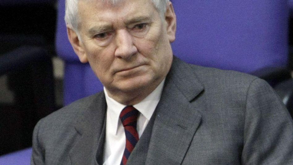 Der frühere Bundesinnenminister Otto Schily: Aufsichtsratschef von Safe ID Solutions