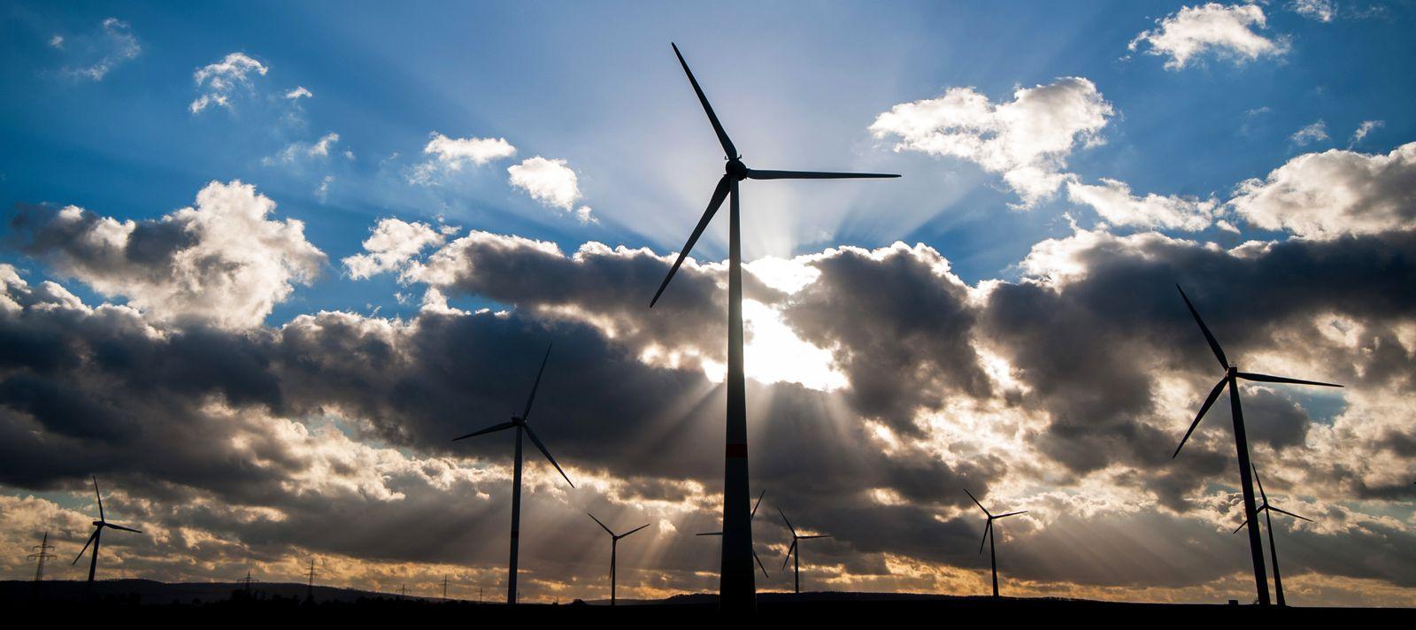 Ökostrom / Energie / Windenergie / Bundesrechnungshof