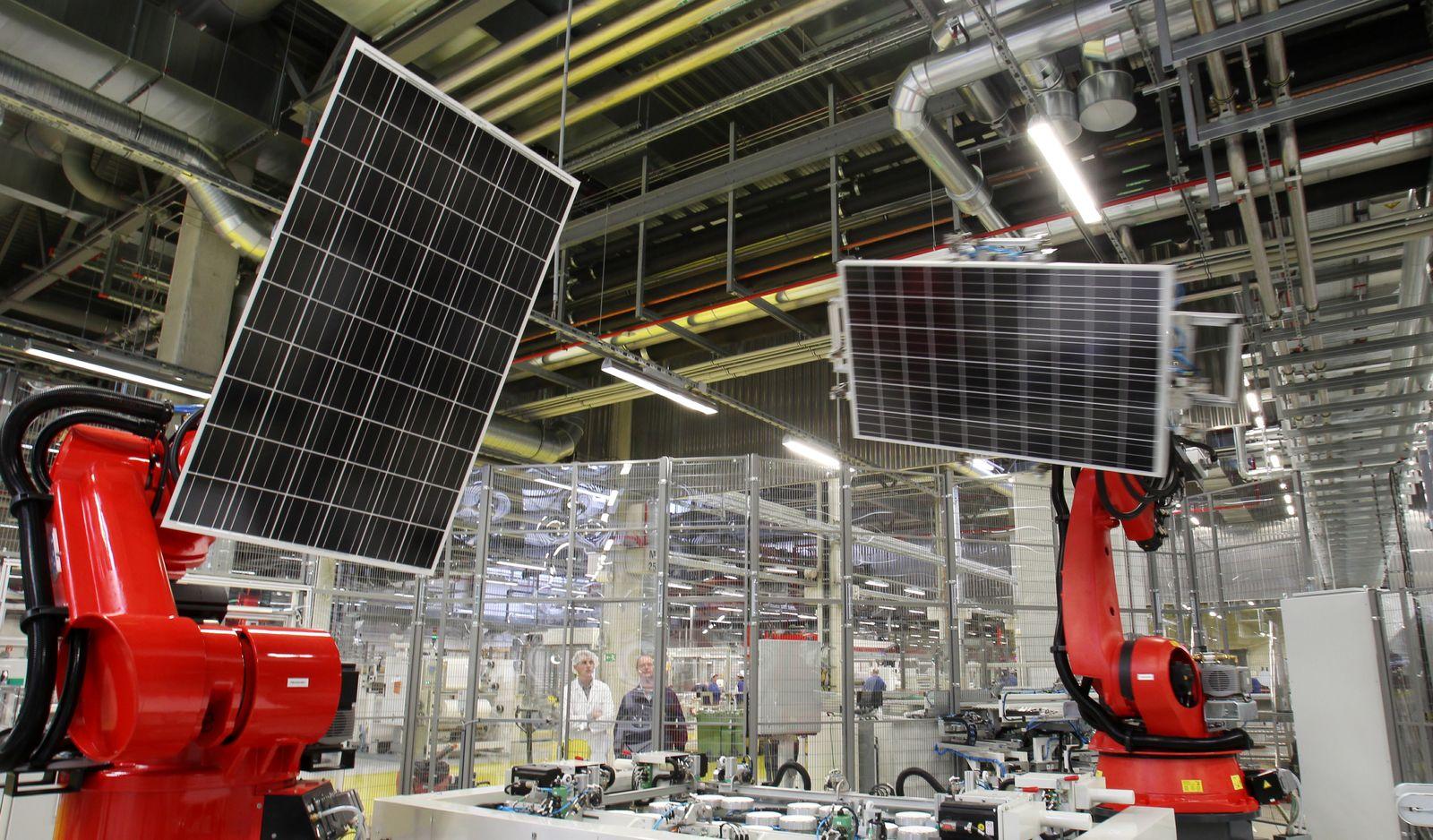 NICHT VERWENDEN Produktion/Unternehmen/Solar