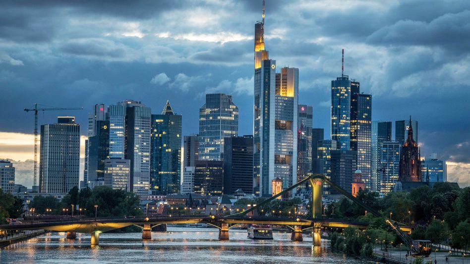 """""""Frankfurt hängt derzeit Paris ab"""" im Wettlauf um die Brexit-Banker, ist die Helaba überzeugt"""