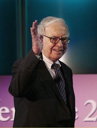 Ergebnisse vorgelegt: Buffett