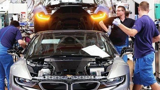 BMW i8: 10 Milliarden Euro für Batteriezellen von CATL und Samsung bis 2031
