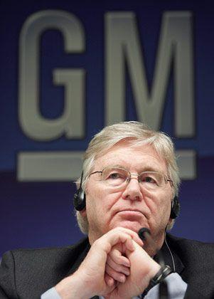 Streichung von bis zu 9500 Stellen in Europa: GM-Manager Reilly redet Klartext