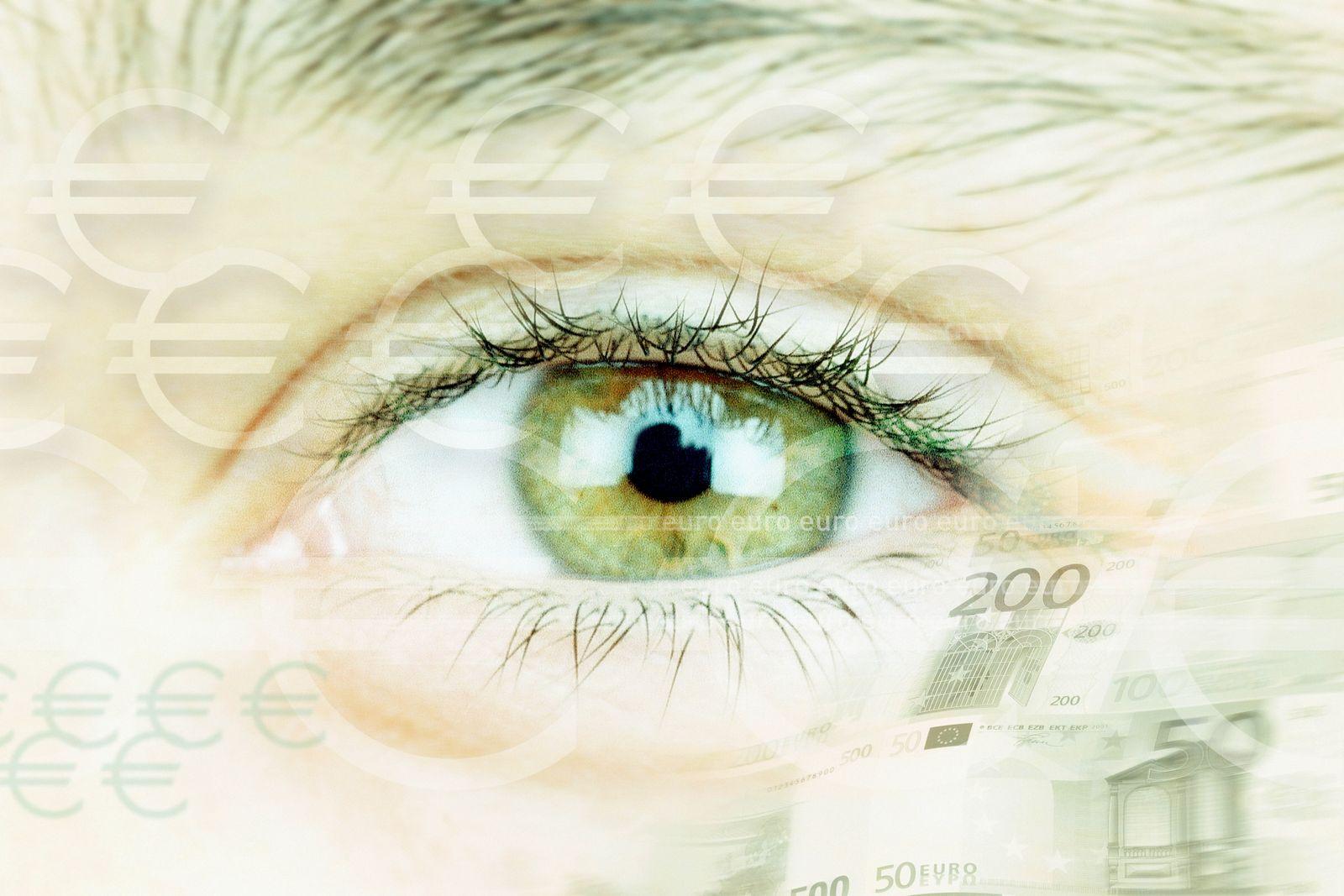NICHT MEHR VERWENDEN! - Euro / Vision / Auge