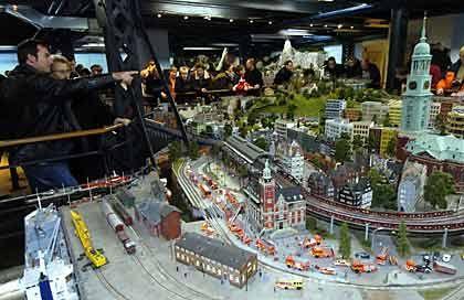 Miniatur Wunderland: Das Mini-Hamburg am Michel