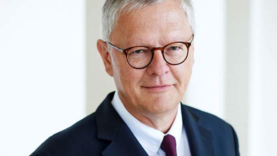 Rolf Nonnenmacher, ehemaliger Sprecher des Vorstandes des Wirtschaftsprüfungsunternehmens KPMG