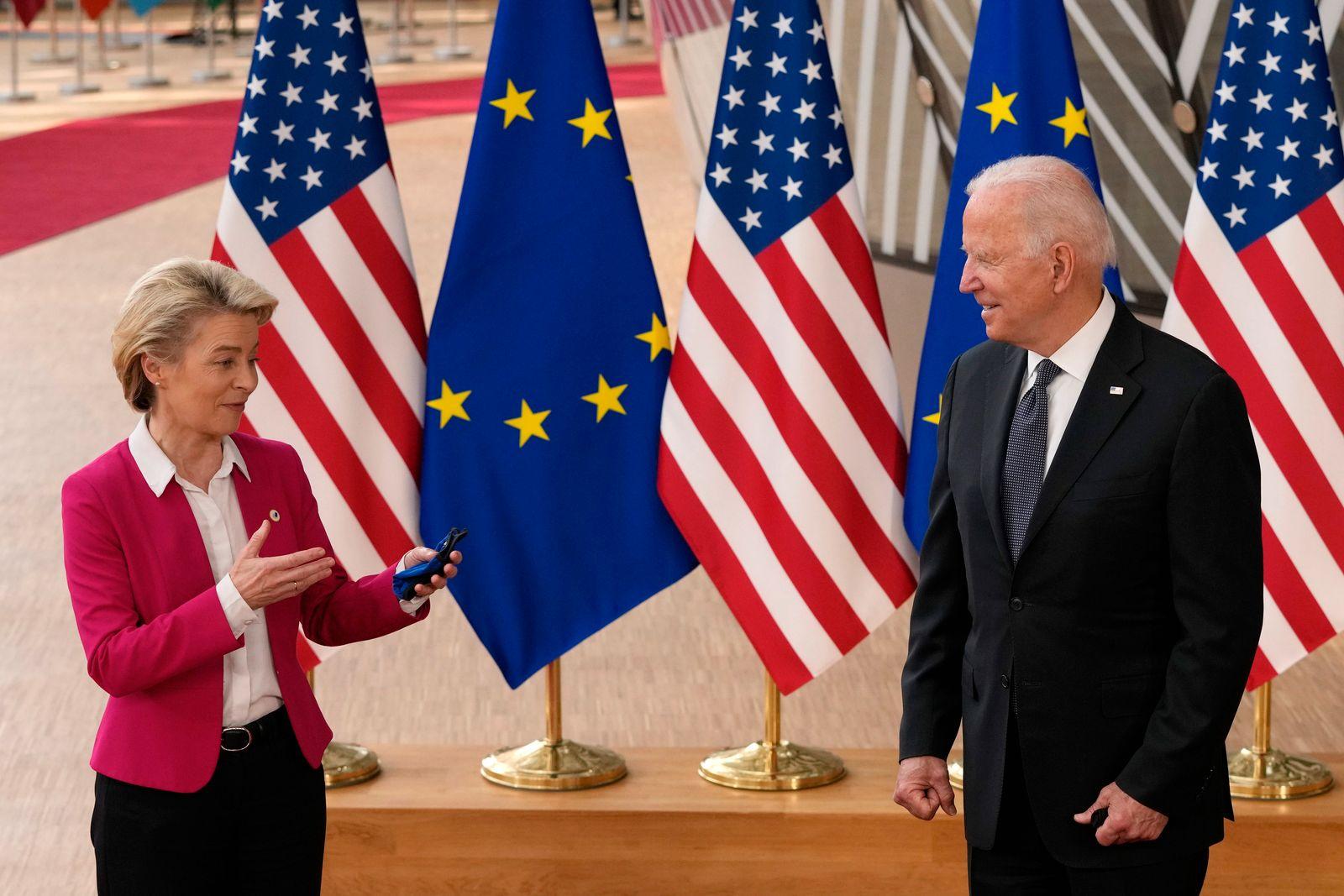 EU-USA-Gipfel