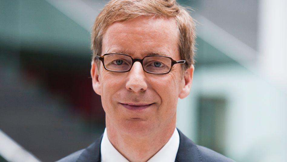 Den Euro im Blick: Michael Hüther ist Geschäftsführer des Instituts der deutschen Wirtschaft Köln (IW)