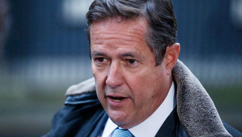 """""""Bereue zutiefst, in irgendeiner Verbindung zu Jeffrey Epstein gestanden zu haben"""" : Barclays-Chef Jes Staley distanziert sich von dem ehemaligen Hedgefonds-Manager, mit dem er über Jahre zusammen bei der US-Bank JPMorgan zusammengearbeitet hatte."""