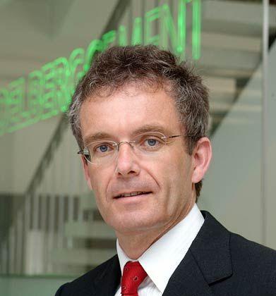 Schuldenlast drückt: Vorstandschef Scheifle will mit einer Kapitalerhöhung die hoch verschuldete HeildebergCement entlasten