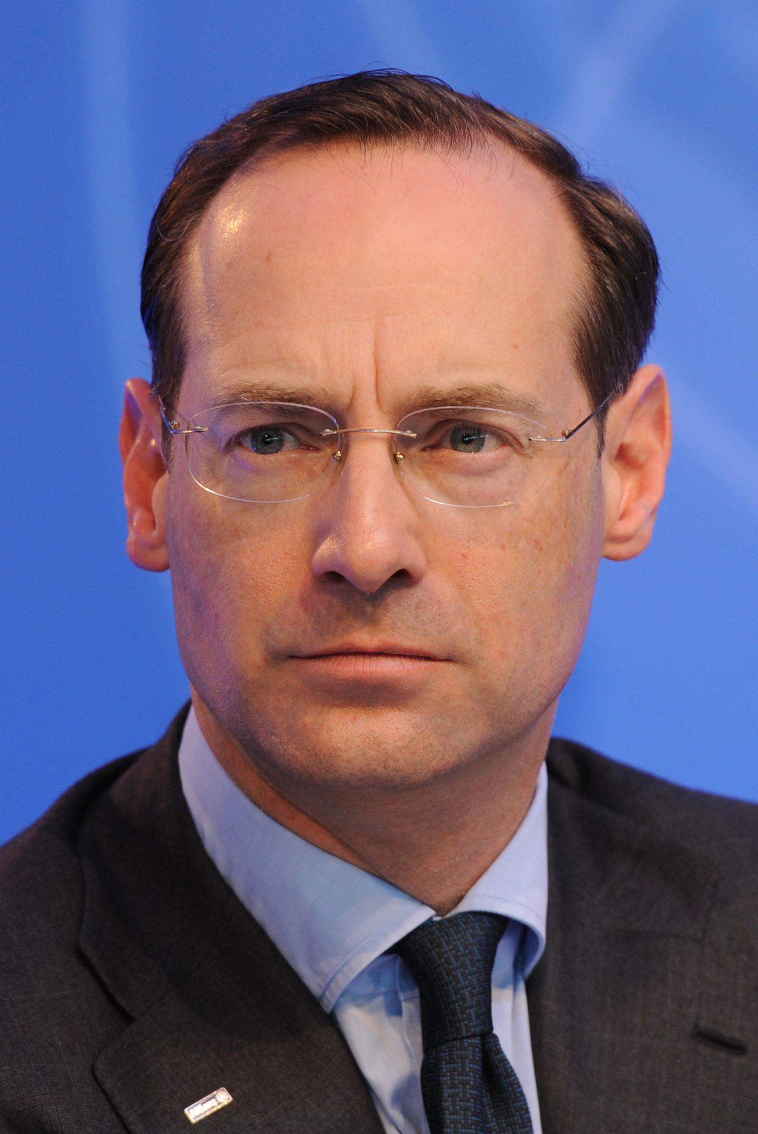 Oliver Bäte / Allianz / CFO