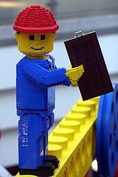 Die Anstrengung hat sich gelohnt:Lego liegt wieder deutlich in der Gewinnzone