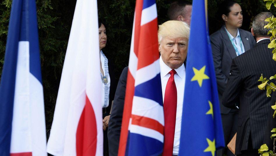 America first: Trump zwingt die europäischen Staaten dazu, endlich zusammenzuarbeiten