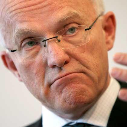 Fürchtet um Arbeitsplätze: NRW-Regierungschef Rüttgers sorgt sich um den Finanzplatz Düsseldorf