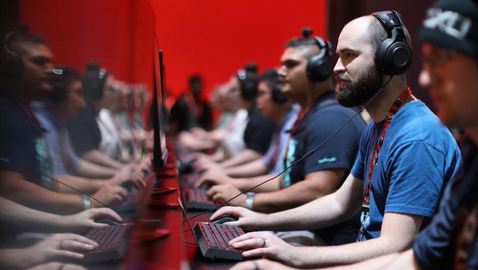 Nvidia – Action nicht nur für Spieler