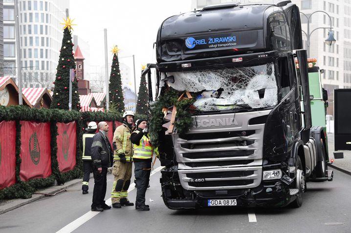 Der Todes-Truck von Berlin