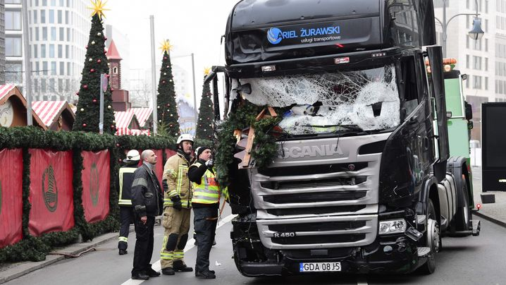 """Attacke auf Weihnachtsmarkt: """"Ein schlimmer Abend für Berlin"""""""