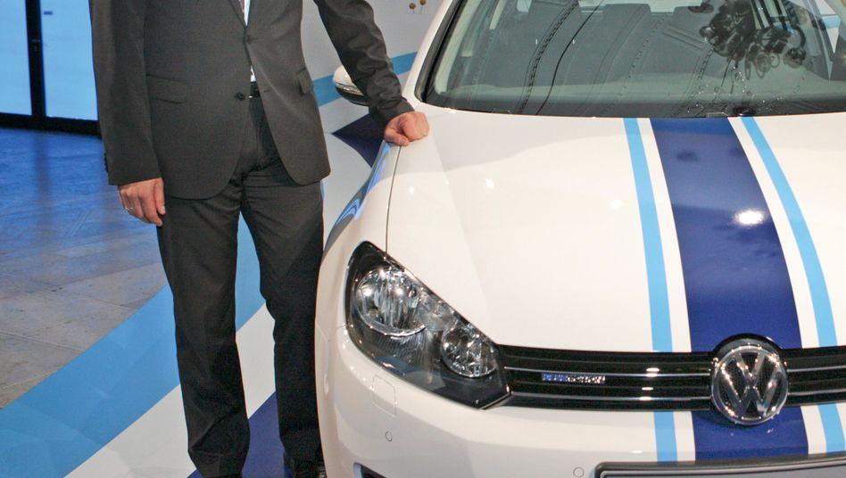 Designierter VW-Finanzchef: Frank Witter leitet derzeit die Leasing- und Banktochter des Konzerns