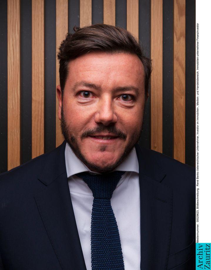 Überwies allein im Mai 1,5 Milliarden Euro für Immobiliengeschäfte: René Benko.
