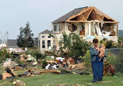 Sturmschäden in den USA: Finanzgruppe ING gibt Rückversicherung in Amerika auf