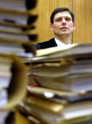 """Richter Meinrad Wösthoff: """"Das Clusterverfahren hätte es nicht sein müssen"""""""