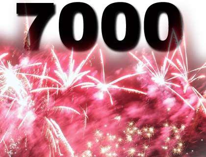 Noch 15 Prozent bis zum Rekordhoch: Der Dax notiert wieder bei 7000 Punkten
