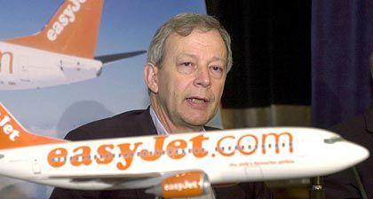 EasyJet-Chef Ray Webster: Mit mächtigem Angebot auf den deutschen Markt